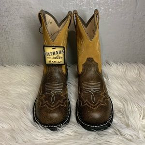 Ariat Fatbaby Heritage Harmony Cowgirls Boots
